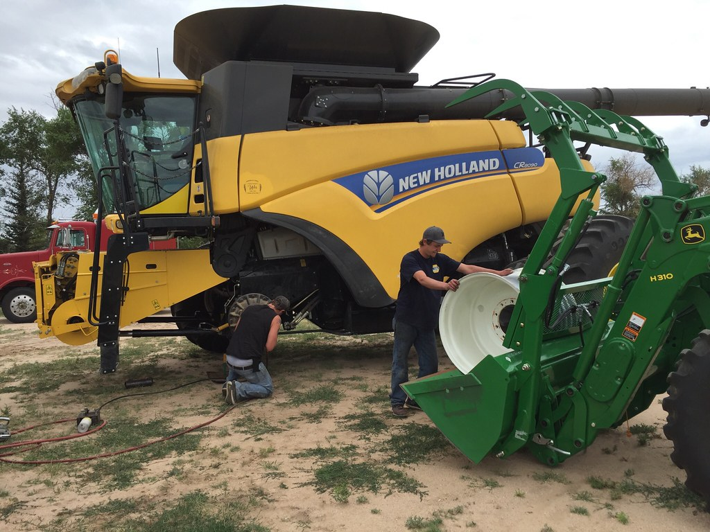 Z Crew: Because it's what harvesters do!
