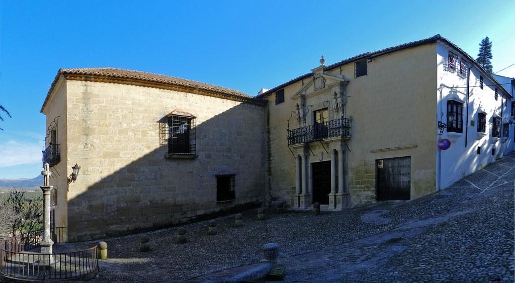 Palacio de los Marqueses de Salvatierra Ronda Malaga 04