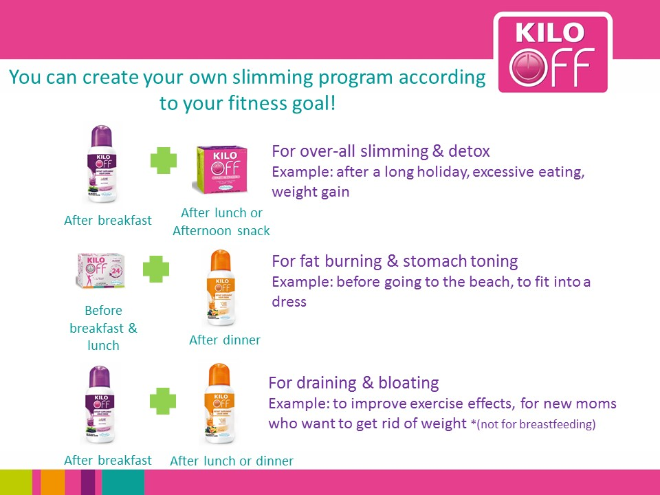 Kilo Off Slimming Program