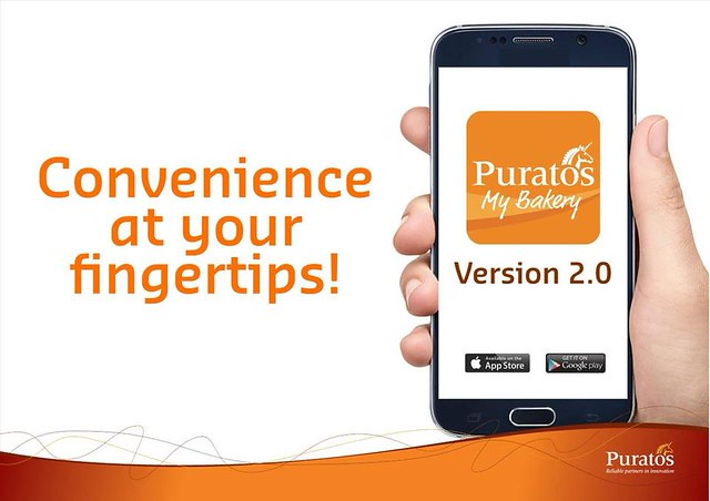 Puratos My Bakery Mobile App Version 2