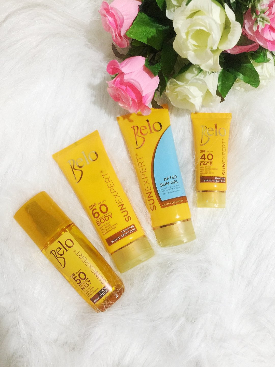 The Best Sunscreen Products Featuring Belo Essentials Sun Experts Products