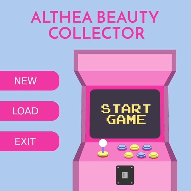 Althea Turns 3 Beauty Collector