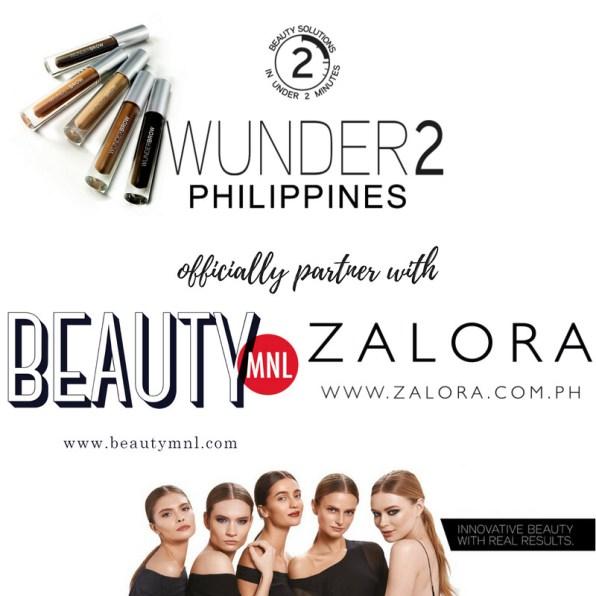 Wunder2 BeautyMNL ZaloraPH