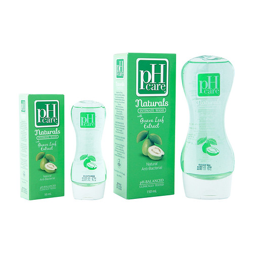 pH Care GUAVA LEAF EXTRACT INTIMATE WASH