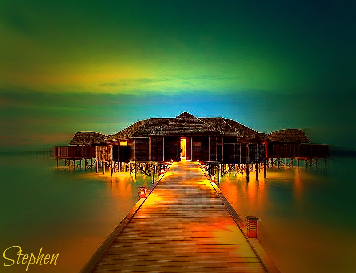Bora Bora an Awesome place on Earth   Actually this plac  Flickr