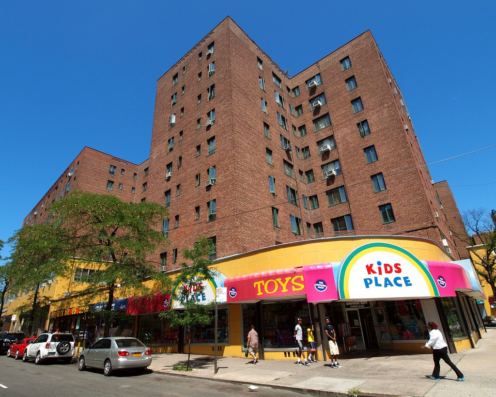 Parkchester Apartment Complex Bronx New York City Flickr