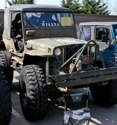 evan praty 1948 willy army jeep m 38 off road edition by flintweiss [ 1024 x 929 Pixel ]