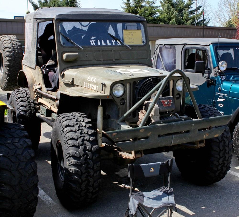 medium resolution of  evan praty 1948 willy army jeep m 38 off road edition by flintweiss