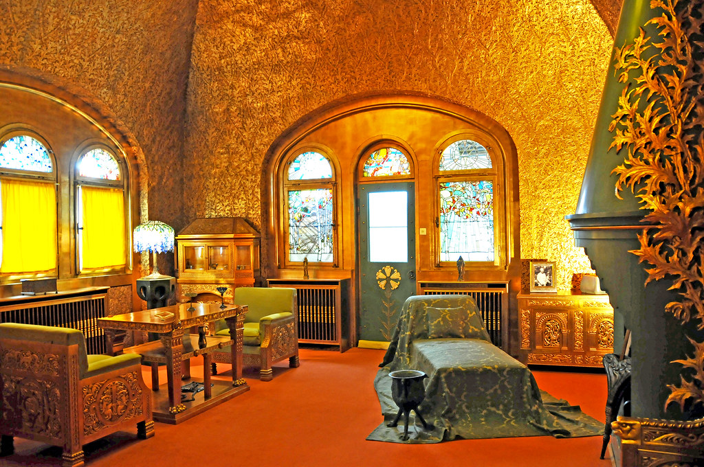 Romania1703  Gold Room  PLEASE NO invitations or self pr  Flickr