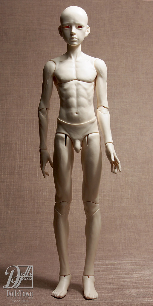 17yrs Boy body004  This body is the resin master form so