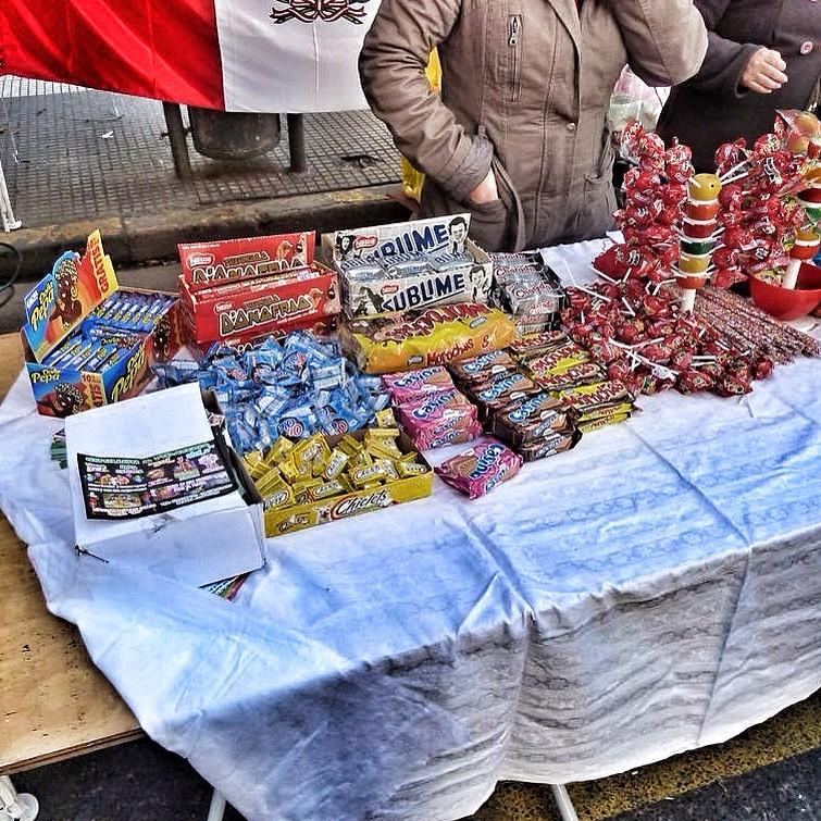Golosinas peruanas  Buenos Aires Celebra Per Avenida de M  Jorge Gobbi  Flickr