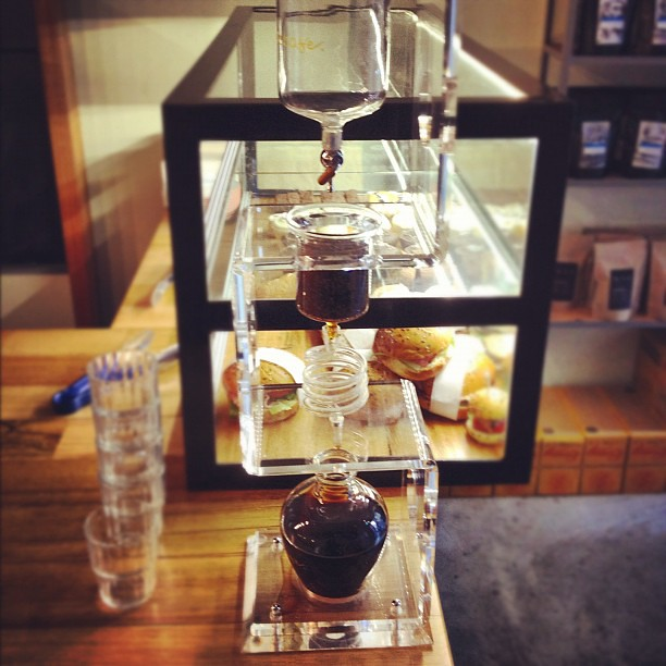 Little Bean Blues Breaking Bad style cold drip coffee lab  Flickr