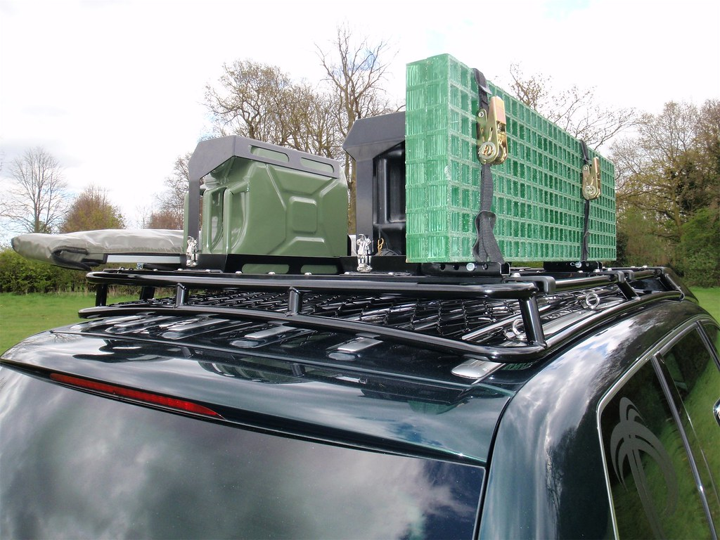 Touareg Expedition Roof Rack