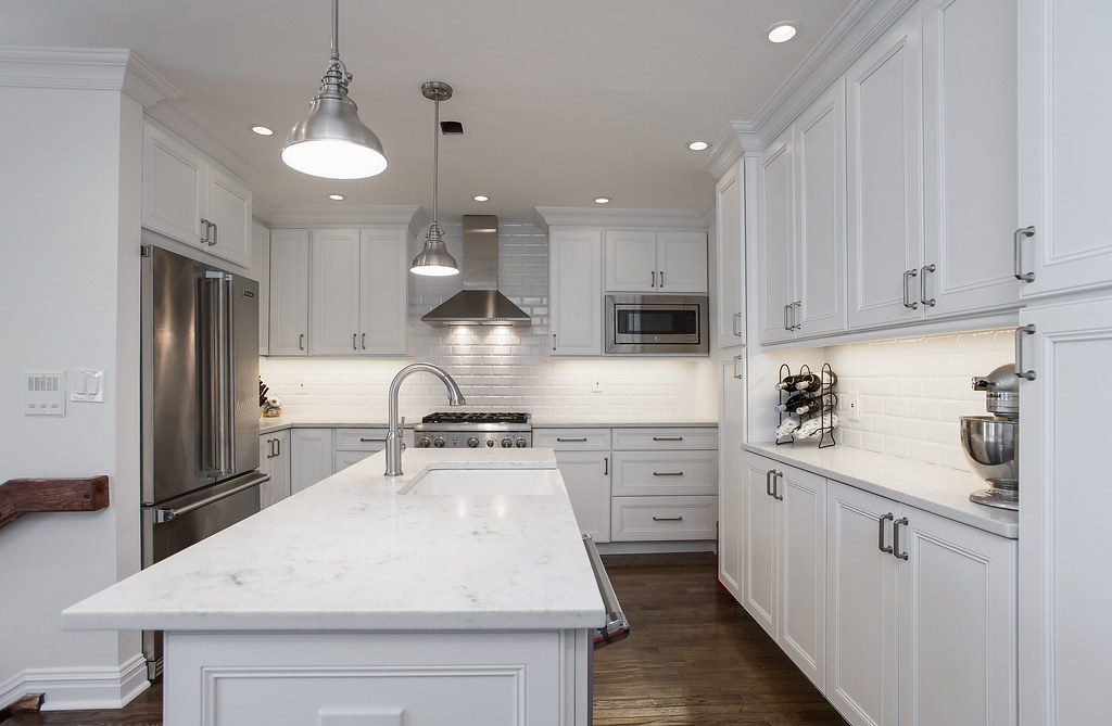 White Kitchen Interior You Are Free To Share Copy And