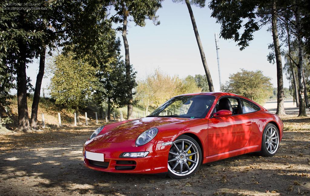 Red Mist 911997 Carrera S Porsche 911997 Carrera S