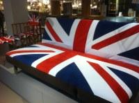 Union Jack sofa | Ben Terrett | Flickr