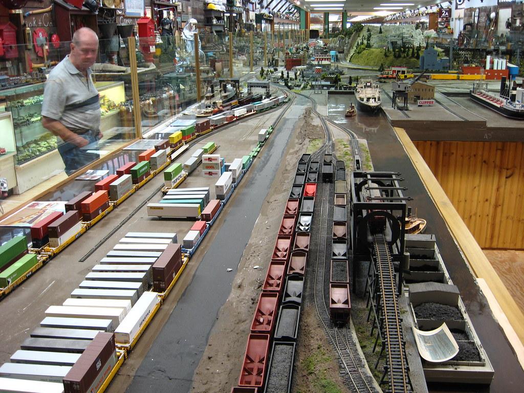 Medina Railroad Museum HO Scale Model Train Layout 12
