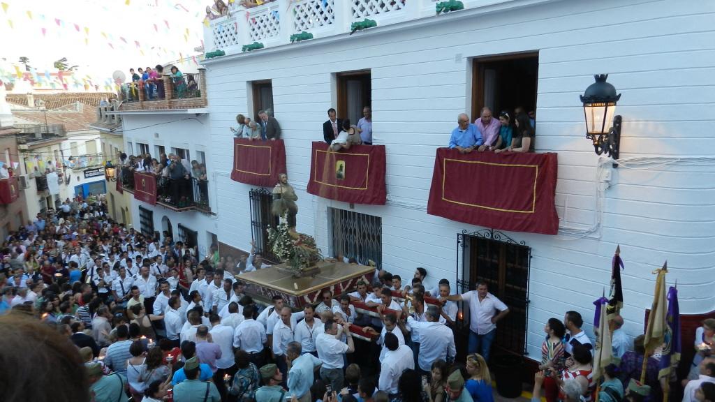 Periana procesión San Isidro Labrador 2012 12