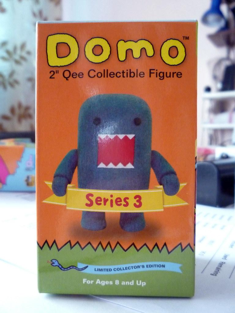 Domo-kun 008