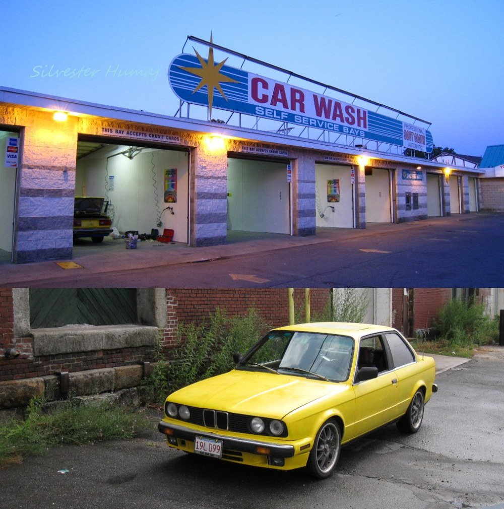 medium resolution of  1988 bmw 325e car wash by sixty8panther