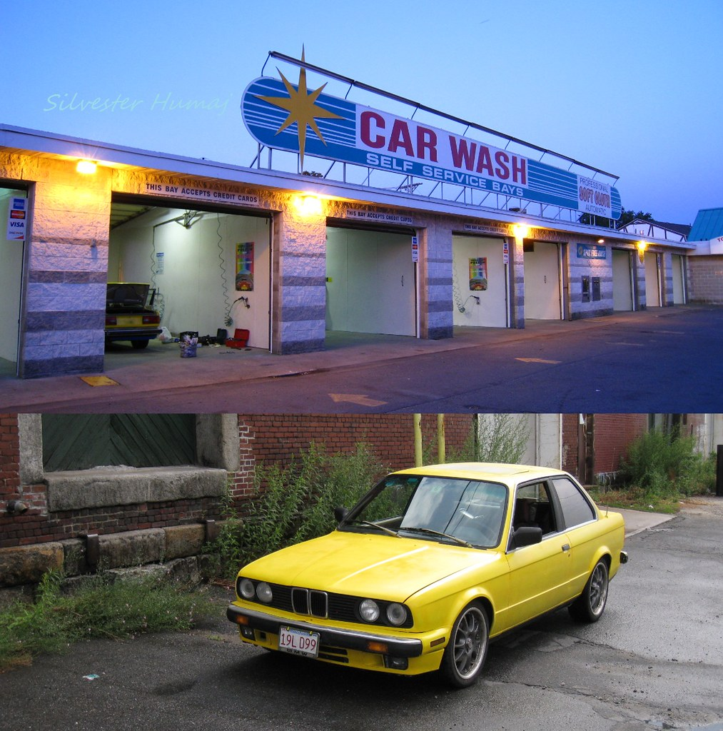 hight resolution of  1988 bmw 325e car wash by sixty8panther