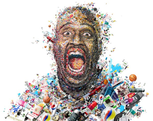 Shaquille 'neal Creative People 2012 Portrait Of