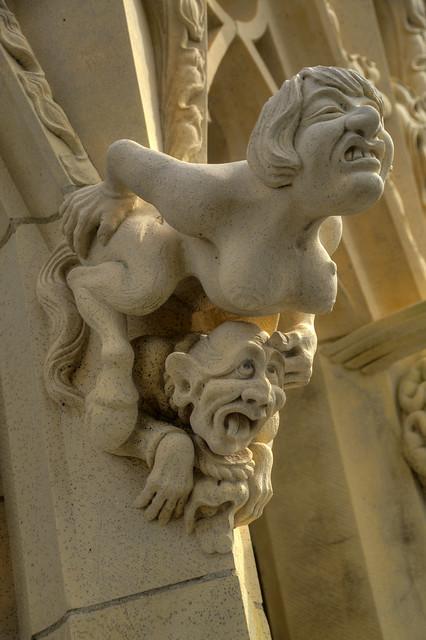 York Minster Visit Gargoyle  Flickr  Photo Sharing