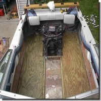 boat-floor-replacement | Sure, the engine is a vital part ...
