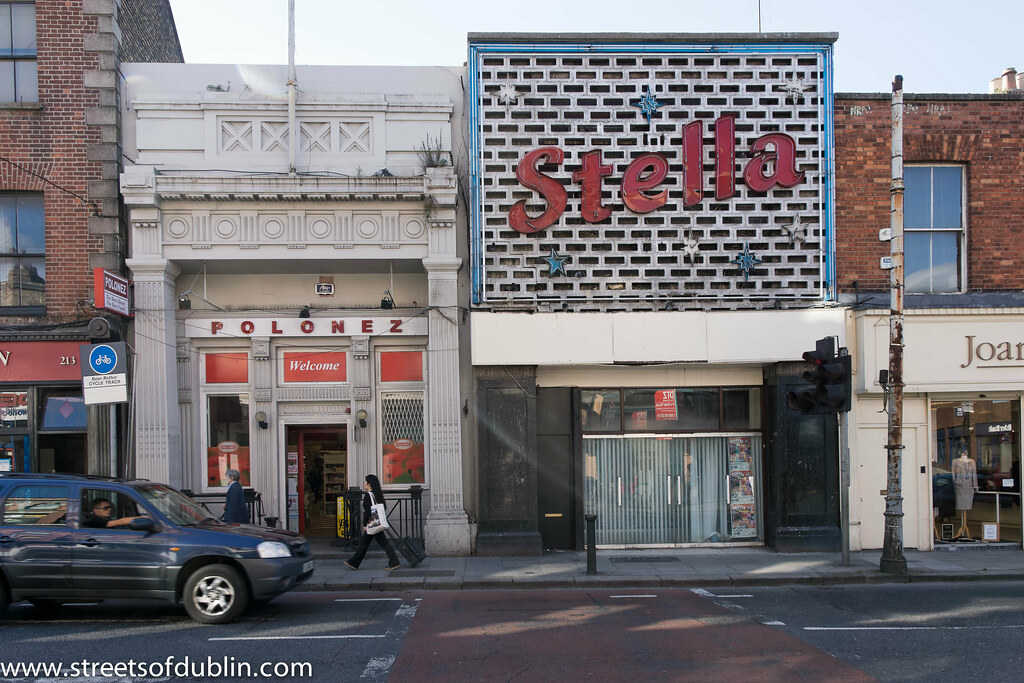 The Stella  Rathmines Area Of Dublin  The Stella cinema