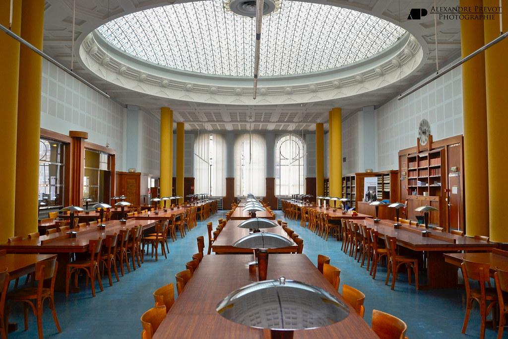 Bibliothque de la Facult de Droit  Informations Ville  N  Flickr
