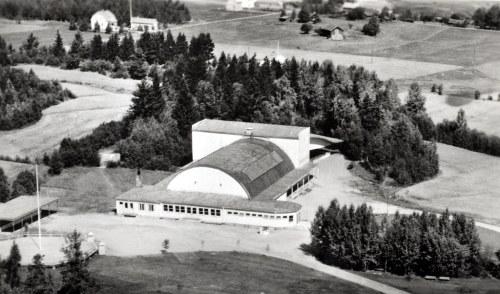 Bildresultat för Parkhallen i Storvik