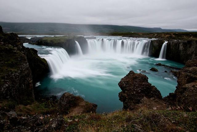 冰島上帝瀑布:景點介紹,交通攻略 « 旅知部落格