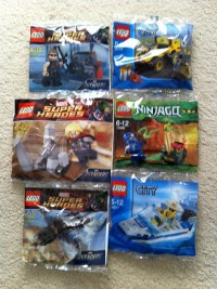 Lego polybags for sale /trade | Explore p_o_s_t_y's photos ...