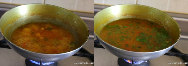 lemon ginger rasam 5