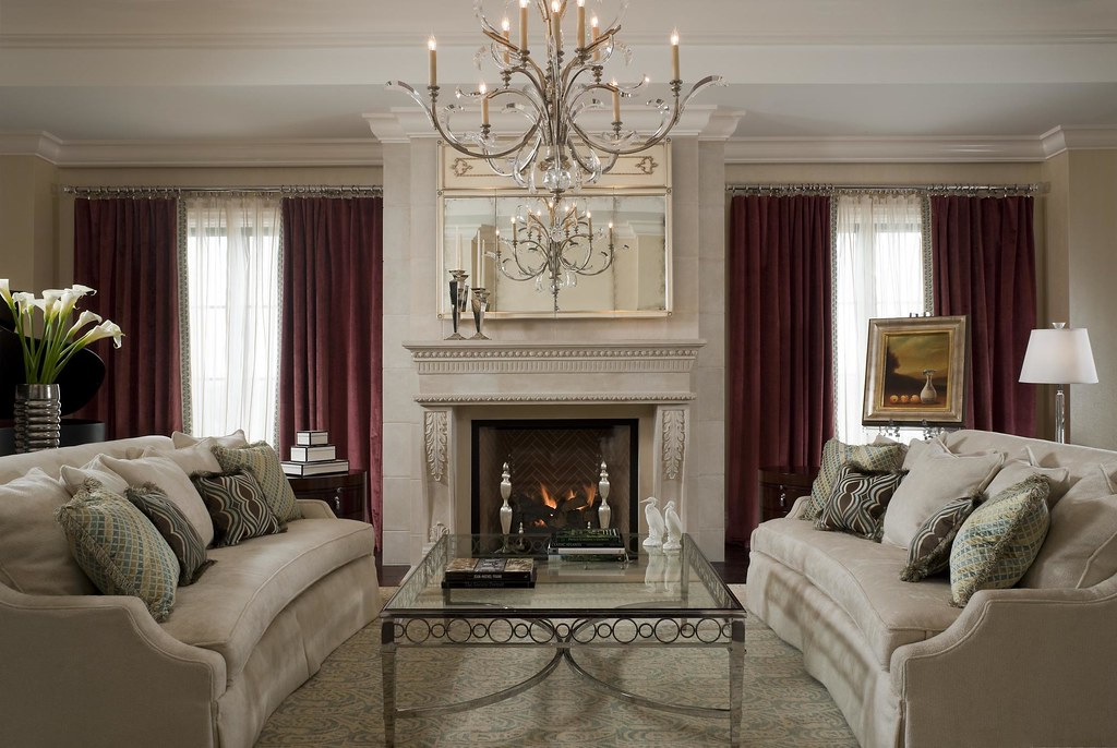The St Regis AtlantaEmpire Suite Living Room  Empire