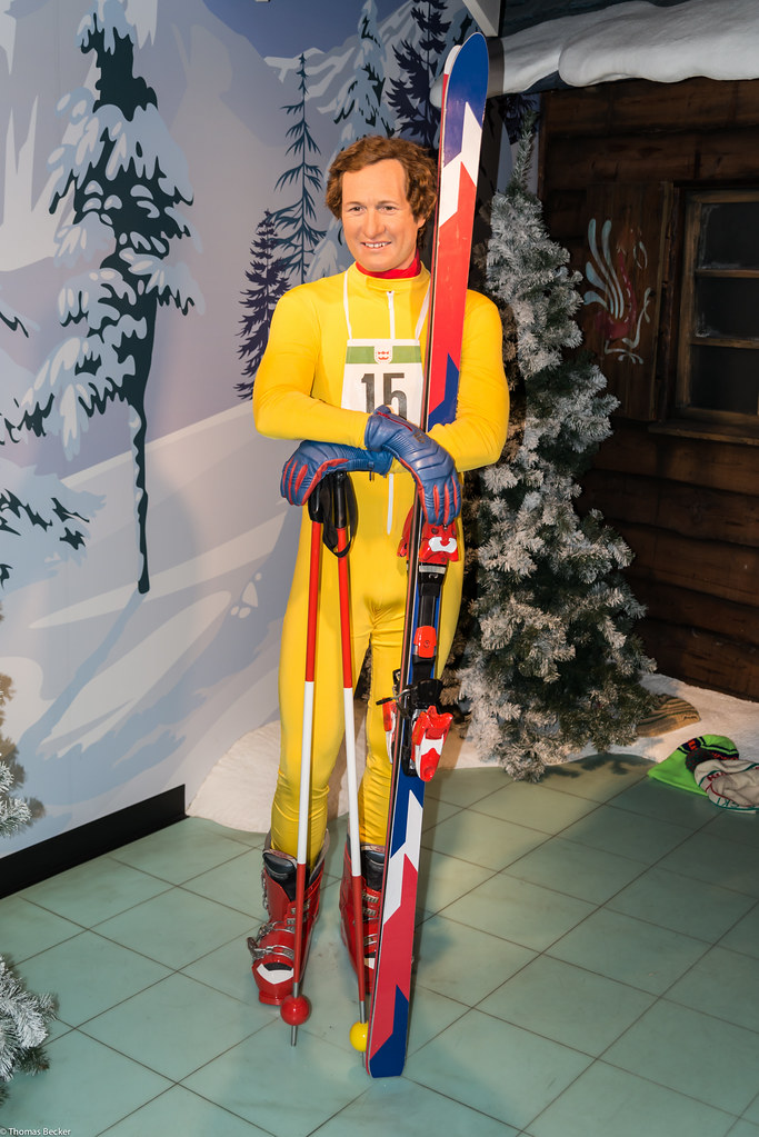 Franz Klammer 811174  Franz Klammer Olympic Gold