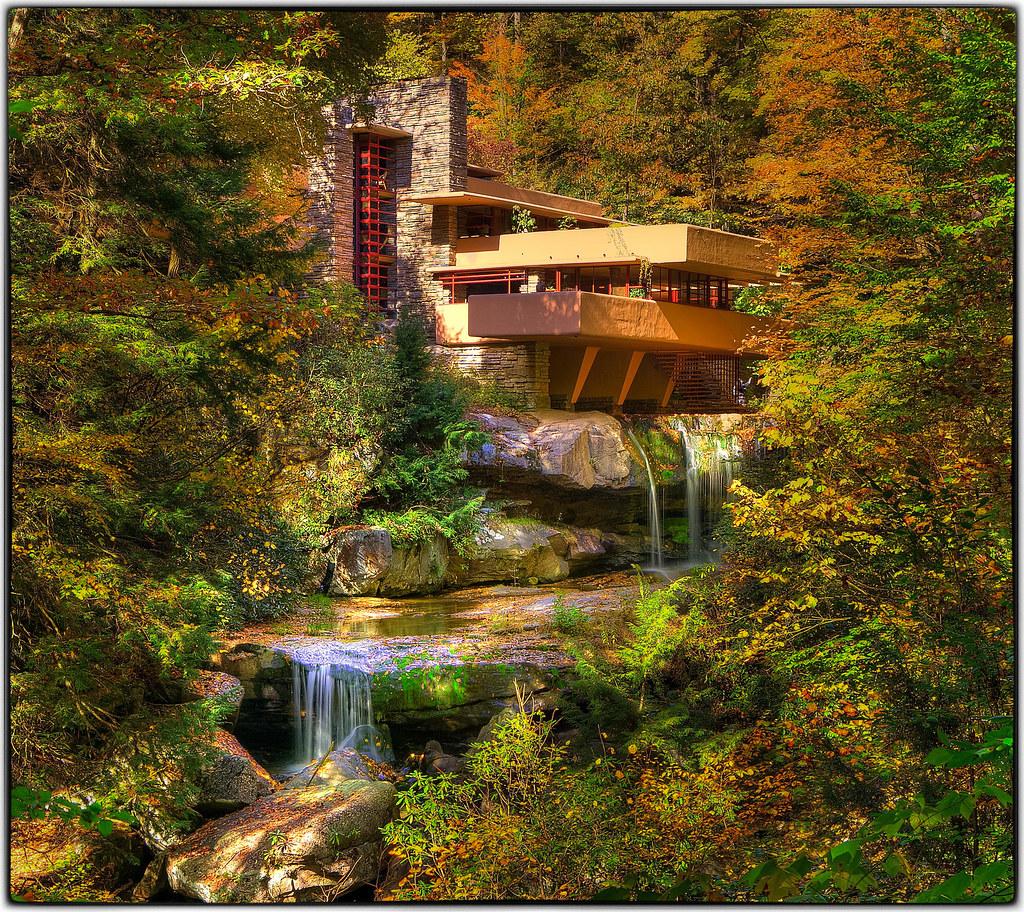 Frank Lloyd Wrights Fallingwater  Fallingwater is the