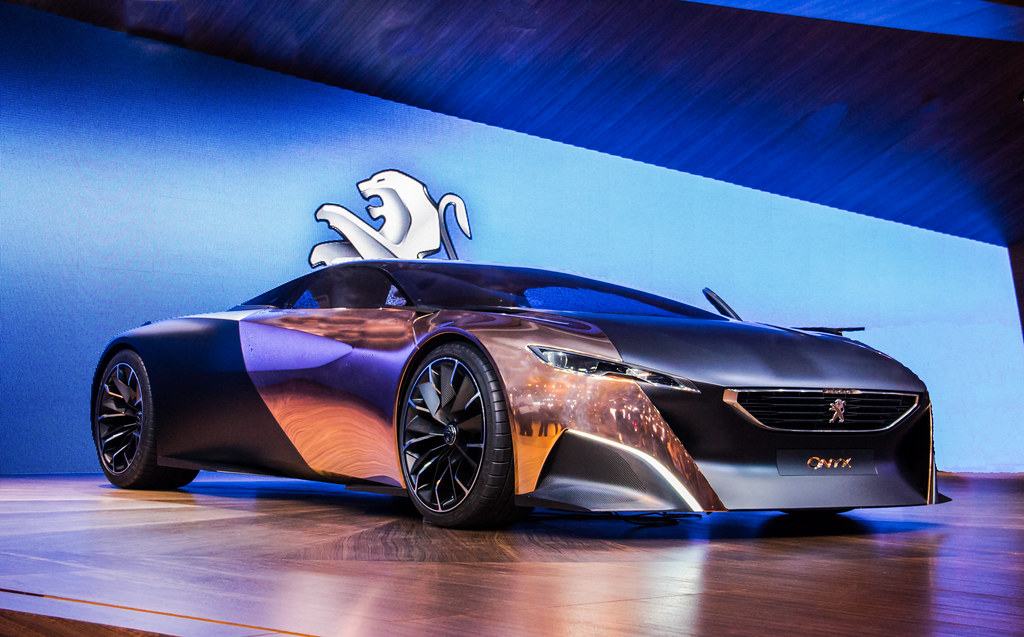 Peugeot Onyx The Best Car Of The Motorshow For Me Ben