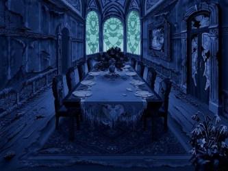 fantasy room dining rooms gothic bedroom digital flickr empty artwork dracula painting music strahd