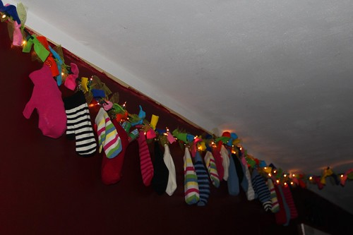 advent mittens 2012