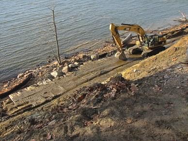 Burlington Bike Path – repairs 2012-13