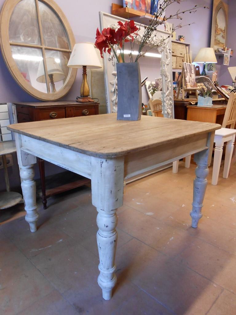 Decapado de mesas  restauracionmueblesbarcelona