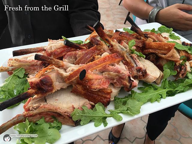 Weber Grill Pork Knuckles