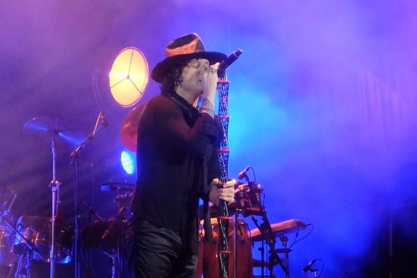 Enrique Bunbury Málaga 23-08-2016