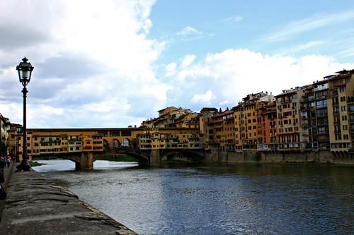 Pontevecchio bridge over the Arno