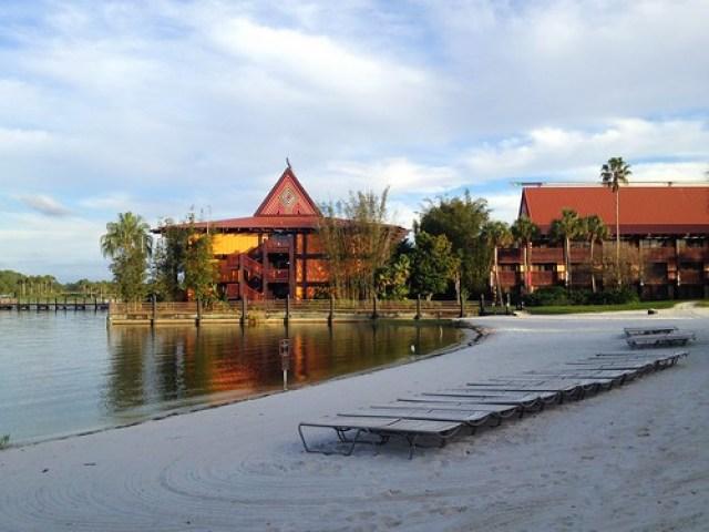 Disney's Polynesia Hotel Resort