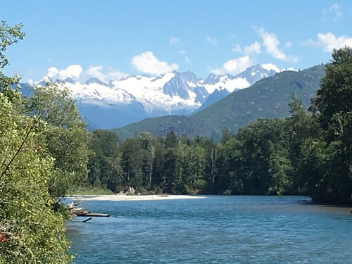 Skagit River and Cascades