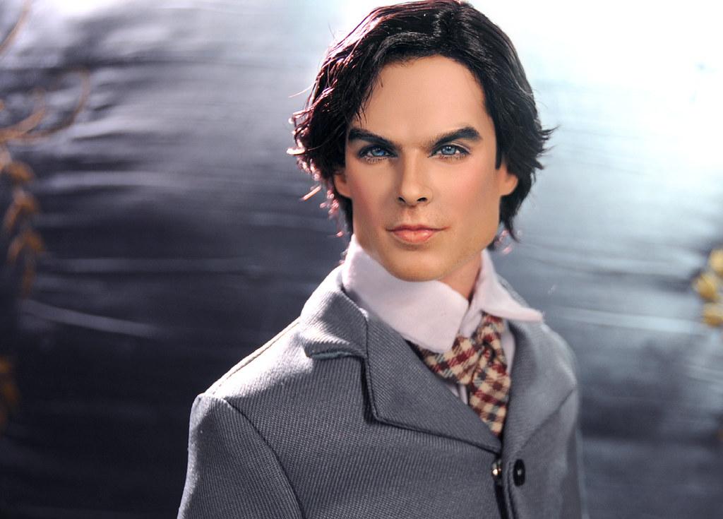 The Vampire Diaries Damon 1864  Damon by Noel Cruz