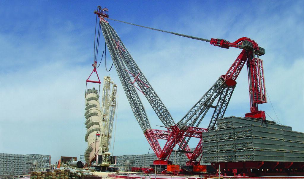 Olefins plant Saudi Arabia  ALE was asked to complete