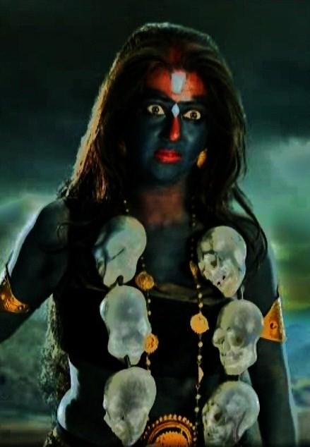 Maa Durga Wallpaper 3d Goddess Mahakali Sonarika Bhadoria As Goddess Maha Kali